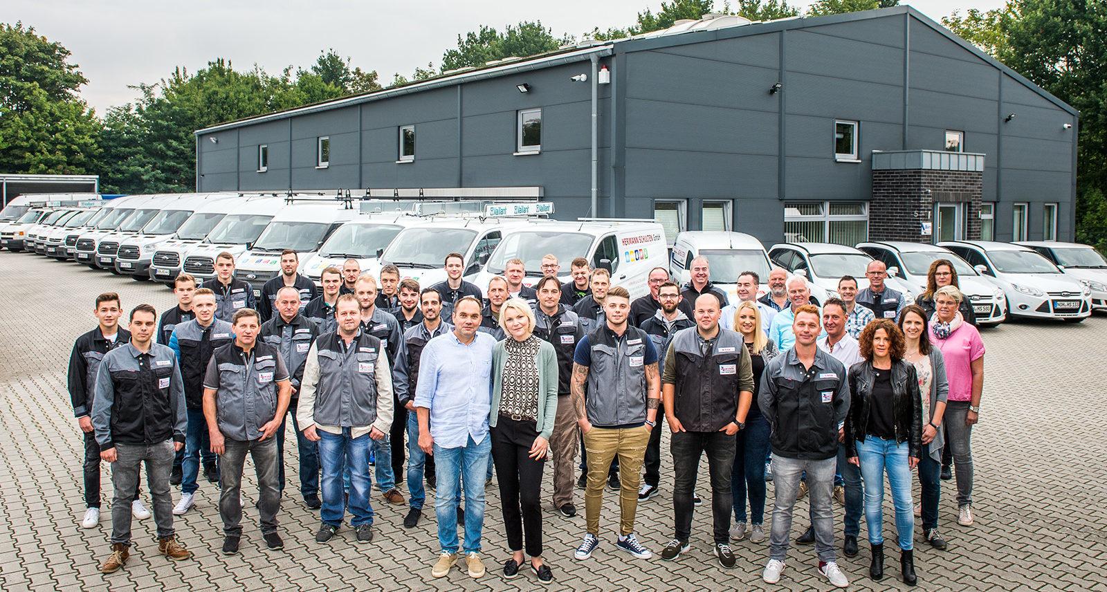 Hermann Schulten GmbH: Das Team