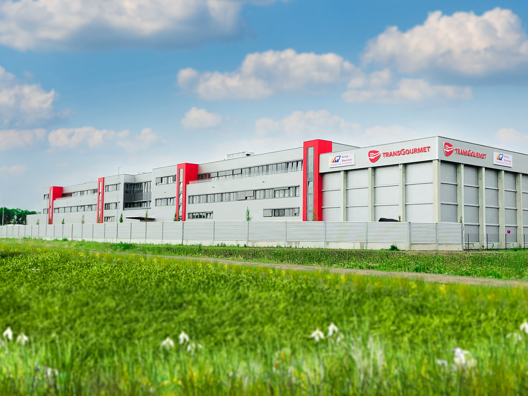 Hermann Schulten GmbH: Referenzobjekt TransGourmet Hamburg (Heizung & Sanitär)